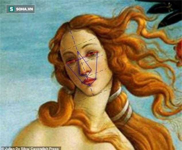 Theo tỷ lệ vàng của Hy Lạp, nàng Mona Lisa không đẹp hoàn mỹ như chúng ta vẫn tưởng - Ảnh 4.