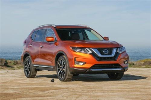 3. Nissan Rogue (doanh số: 27.748 chiếc).