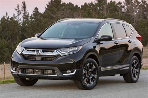 4. Honda CR-V (doanh số: 27.825 chiếc).