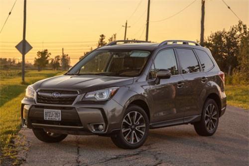 9. Subaru Forester (doanh số: 15.981 chiếc).