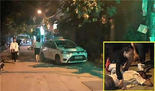 Tài xế taxi bị bắn đạn cao su, chèn xe qua người. Vụ tài xế taxi bị bắn đạn cao su, chèn xe qua người giữa phố đã bàn giao cho Đội hình sự Công an quận Cầu Giấy và báo cáo Công an TP Hà Nội. (CHI TIẾT)