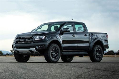 Ford Ranger Raptor.