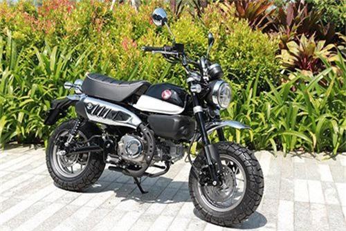 Chiếc Monkey của Honda