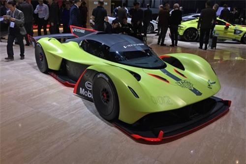 1. Aston Martin Valkyrie AMR Pro.