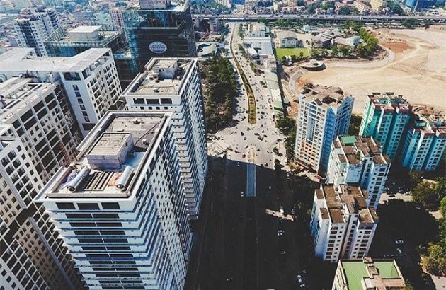 Các cơn sốt giá ảo đất nền tự phát, đất nông nghiệp phân lô trái phép và condotel làm giảm nguồn vốn đầu tư vào các dự án căn hộ (Ảnh: TL)