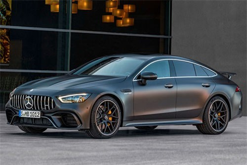Mercedes-AMG GT 63S 2019.