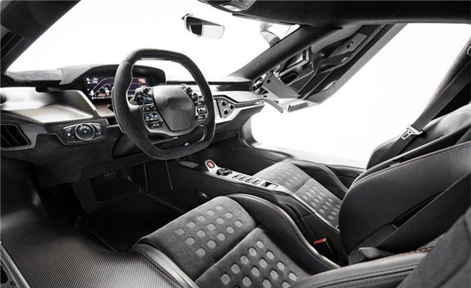 Sieu pham Ford GT 2019 mau thien thanh dac biet hinh anh 4