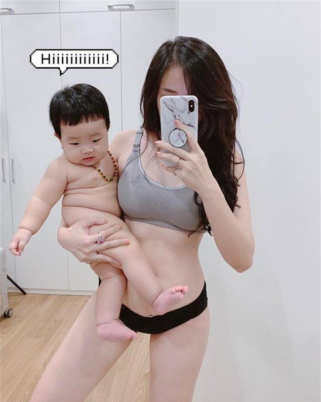 Cuối tuần của các hot mom: Meo Meo đọ độ sang chảnh cùng thần thái ngút trời với Huyền Baby - Ảnh 6.