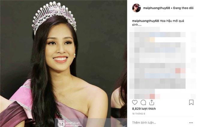 Kỳ Duyên nhập hội cùng Mai Phương Thuý, là nàng hậu Vbiz tiếp theo thích khen gái xinh trên mạng xã hội! - Ảnh 4.