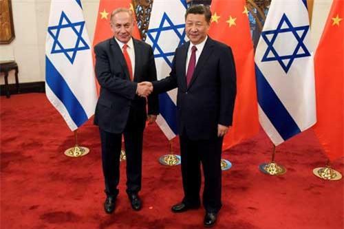 Israel và Trung Quốc đang xích lại gần nhau khiến Mỹ lo sốt vó.