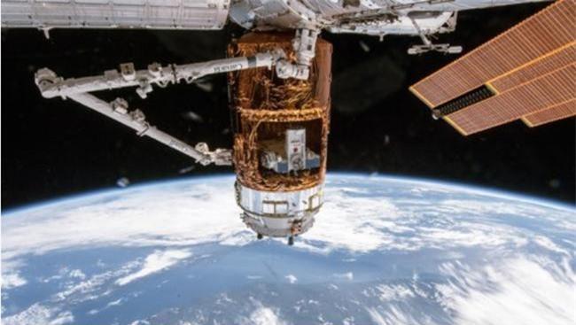 Tàu vũ trụ Kounotori 7 đã hoàn thành nhiệm vụ. (Ảnh: SpaceFlight Inside)