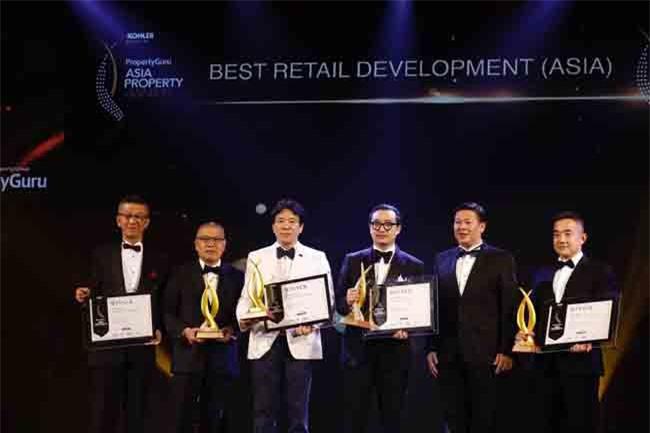 Alpha King là một trong những doanh nghiệp vừa được trao giải thưởng bất động sản Châu Á 2018 (ảnh TL)