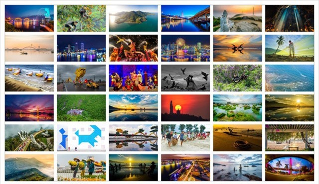 Top 50 ảnh lọt chung khảo Cuộc thi ảnh đẹp du lịch Tuyệt vời Đà Nẵng ơi