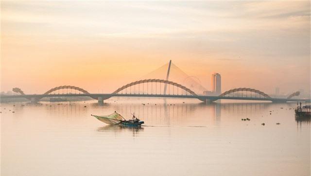 Sương sớm Hàn Giang - Vương Khả Thịnh