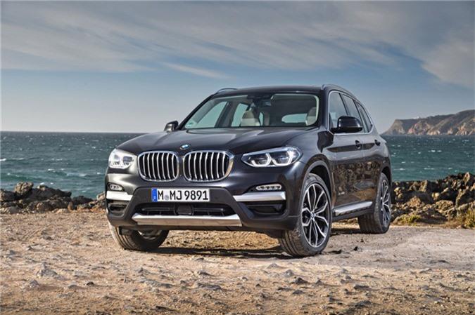 BMW X3 va X5 sap gioi thieu phien ban plug-in hybrid dac biet hinh anh 1
