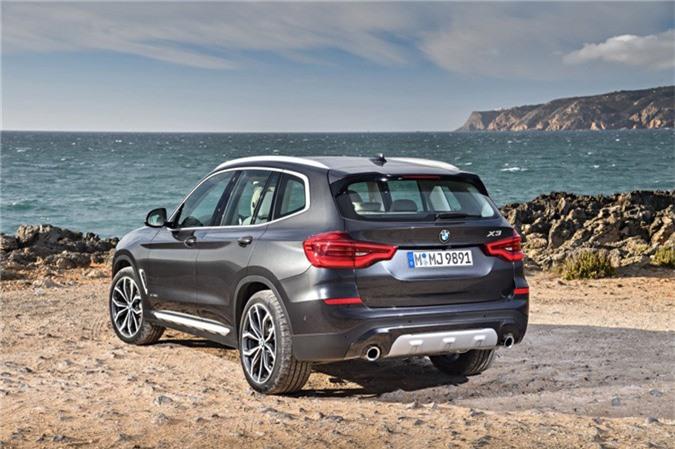 BMW X3 va X5 sap gioi thieu phien ban plug-in hybrid dac biet hinh anh 2