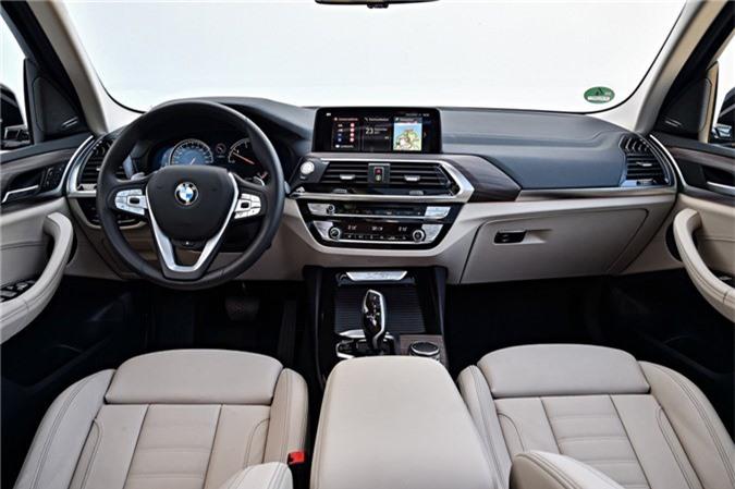 BMW X3 va X5 sap gioi thieu phien ban plug-in hybrid dac biet hinh anh 3
