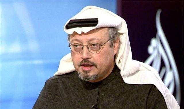 Nhà báo Jamal Khashoggi (Ảnh: India)