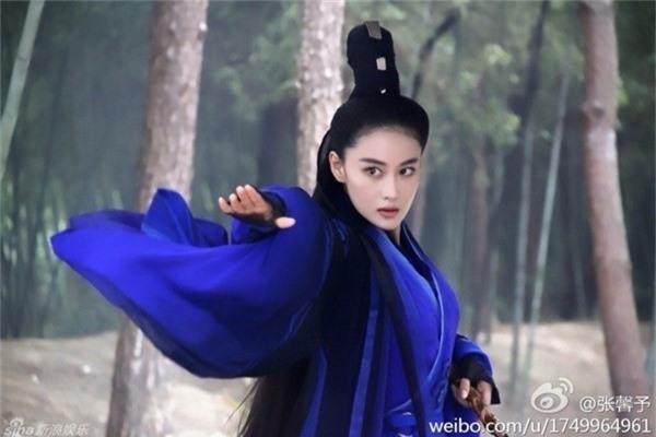 Xích luyện tiên tử Lý Mạc Sầu xinh đẹp hơn cả cô Long trong Thần điêu đại hiệp 2014
