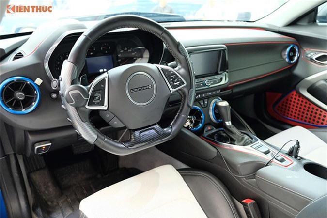 Chevrolet Camaro do ZL1 gia hon 2,7 ty dong tai Ha Noi-Hinh-10