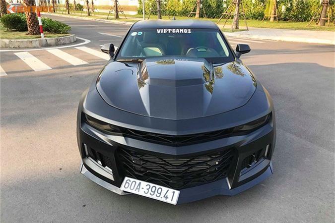 Chevrolet Camaro do ZL1 gia hon 2,7 ty dong tai Ha Noi-Hinh-3