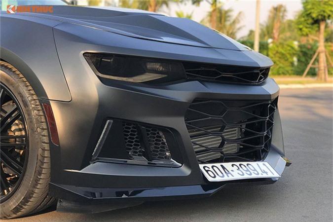 Chevrolet Camaro do ZL1 gia hon 2,7 ty dong tai Ha Noi-Hinh-4