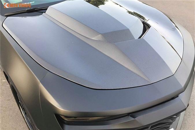 Chevrolet Camaro do ZL1 gia hon 2,7 ty dong tai Ha Noi-Hinh-5