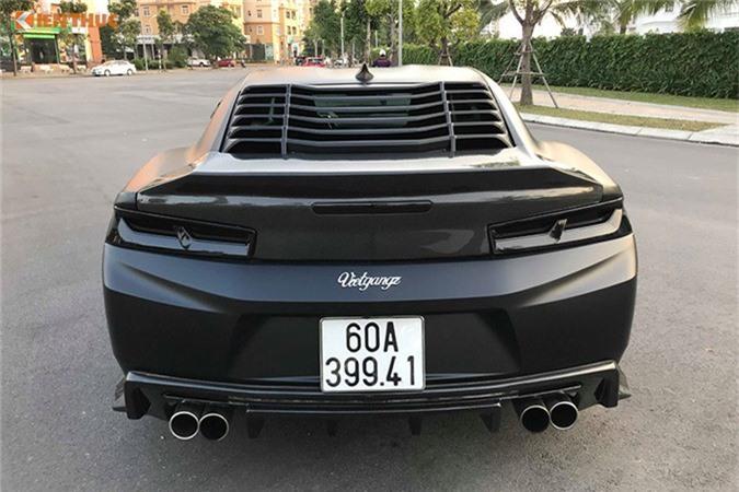 Chevrolet Camaro do ZL1 gia hon 2,7 ty dong tai Ha Noi-Hinh-6