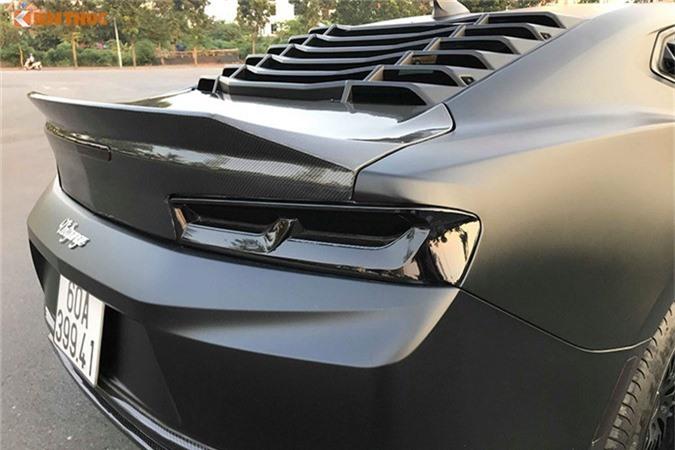 Chevrolet Camaro do ZL1 gia hon 2,7 ty dong tai Ha Noi-Hinh-7