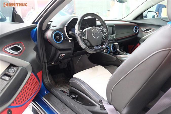 Chevrolet Camaro do ZL1 gia hon 2,7 ty dong tai Ha Noi-Hinh-9