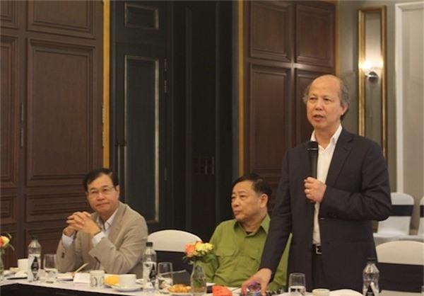Chủ tịch Nguyễn Trần Nam chủ trì Hội nghị