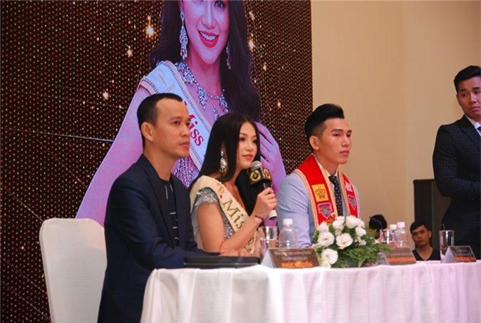 Lý do Phương Khánh không mang vương miện về Việt Nam - ảnh 1