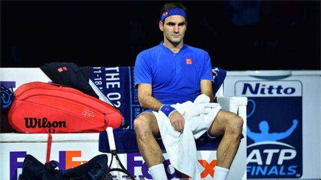 Nishikori gây bất ngờ trước Federer tại ATP Finals 2018 - Ảnh 2.
