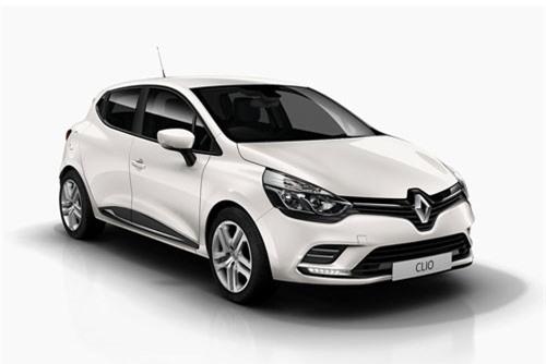 1. Renault Clio (doanh số: 10.435 chiếc).