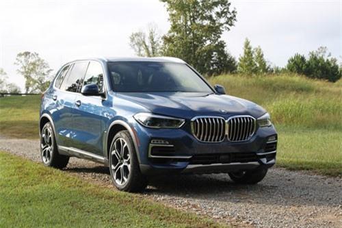 4. BMW X5 2019 (giá khởi điểm: 60.700 USD).