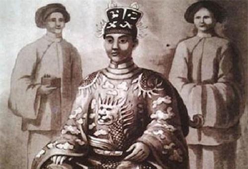 Chân dung vua Minh Mạng. Ảnh: Wikipedia.
