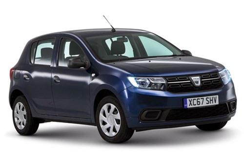 6. Dacia Sandero (doanh số: 5.501 chiếc).