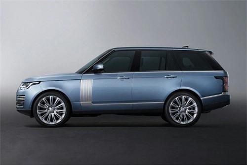 8. Land Rover Range Rover 2019 (giá khởi điểm: 85.650 USD).