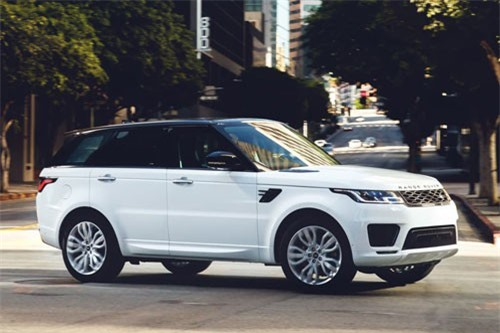 9. Land Rover Range Rover Sport 2019 (giá khởi điểm: 65.650 USD).