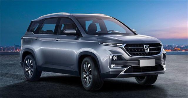 Chevrolet Captiva bất ngờ ra mắt thế hệ thứ 2: Xe Trung Quốc gắn mác Mỹ - Ảnh 2.