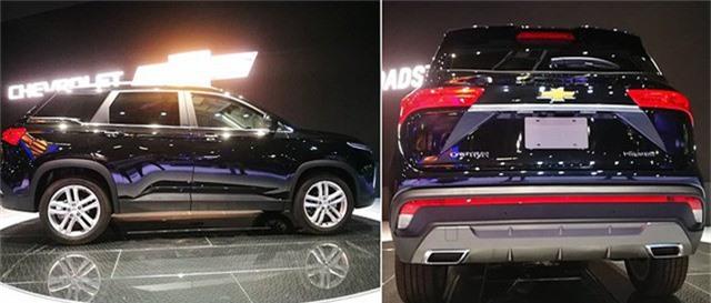 Chevrolet Captiva bất ngờ ra mắt thế hệ thứ 2: Xe Trung Quốc gắn mác Mỹ - Ảnh 3.
