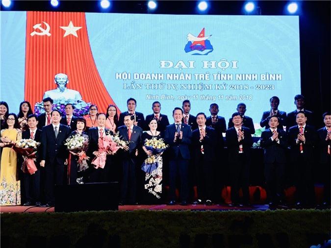 Ra mắt Ban chấp hành Hội DNT Ninh Bình nhiệm kỳ 2018- 2023