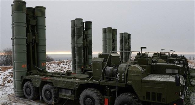 Nhiều nước đã đặt mua tổ hợp phòng không S-400 (Ảnh: RT)