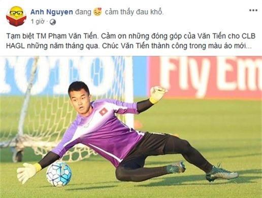 """hagl bat ngo chia tay thu mon so 1, chuan bi don """"bom tan"""" hinh anh 1"""
