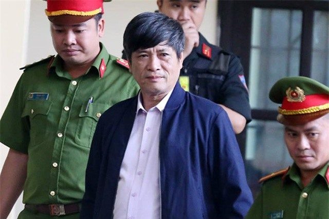 Cựu Thiếu tướng Nguyễn Thanh Hóa