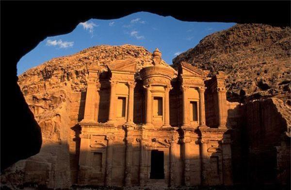 Thành phố cổ Petra (Jordan)