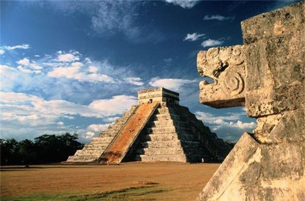 Khu di tích Chichen Itza (Mexico)
