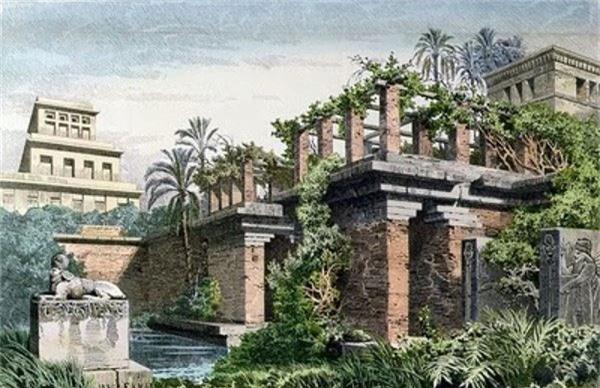 Vườn treo Babylon (Iraq)