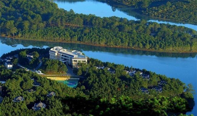 Nhiều dự án quy mô, đẳng cấp đã đầu tư vào TP. Đà Lạt, tỉnh Lâm Đồng đã tạo nên sự năng động cho mảnh đất quanh năm sương mờ này (Ảnh: IE)