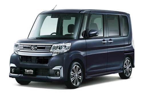 4. Daihatsu Tanto (doanh số: 11.559 chiếc).